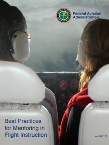FAA Mentoring in Flight Instruction
